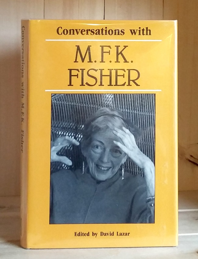 Image for Conversations With M. F. K. Fisher