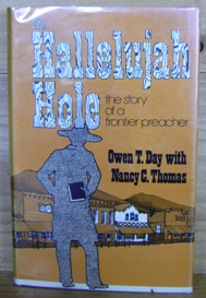 Image for The Hallelujah Hole: The Story of a Frontier Preacher