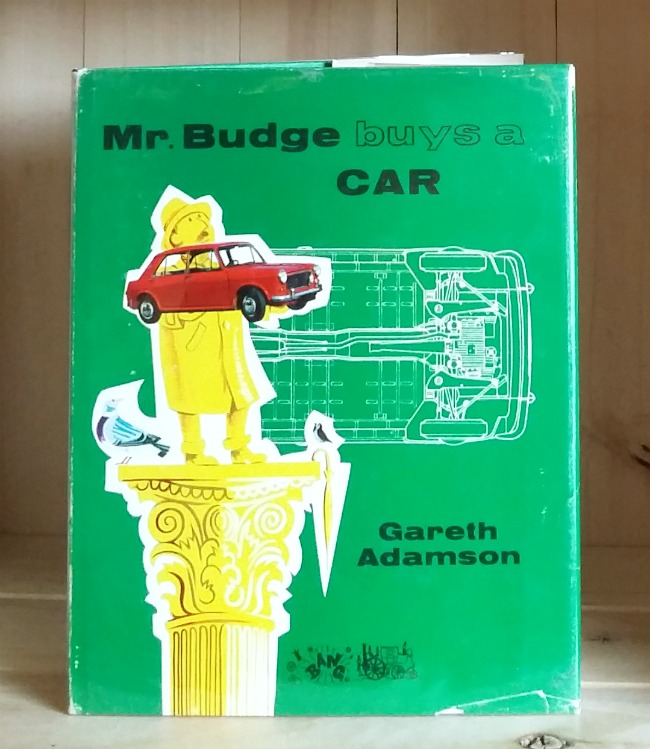 Image for Mr. Budge Buys a Car