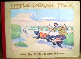 Image for Little Indian Folk