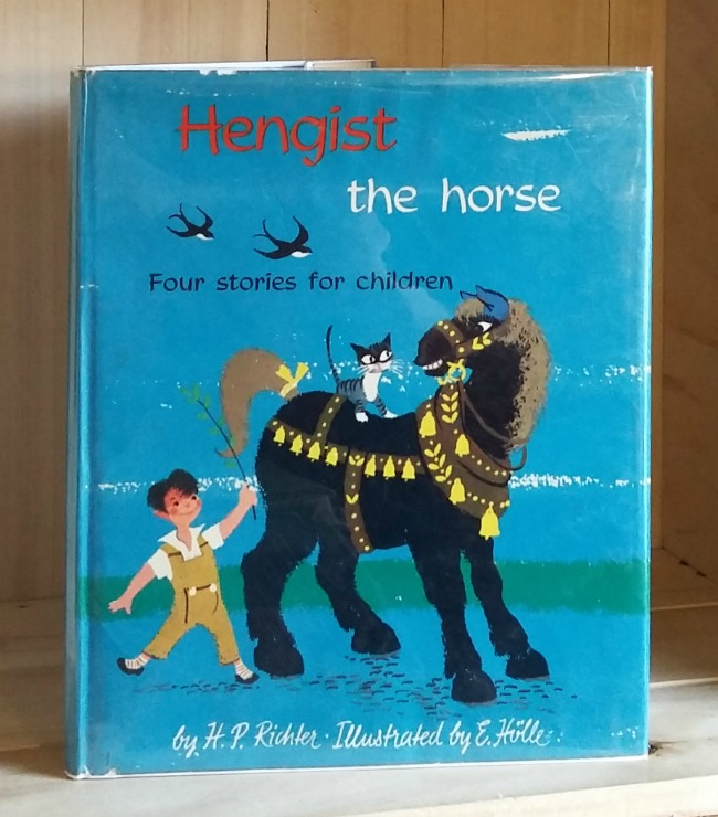 Image for Hengist the Horse: Four Stories for Children