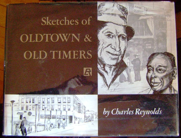 Image for Sketches of Oldtown & Old Timers