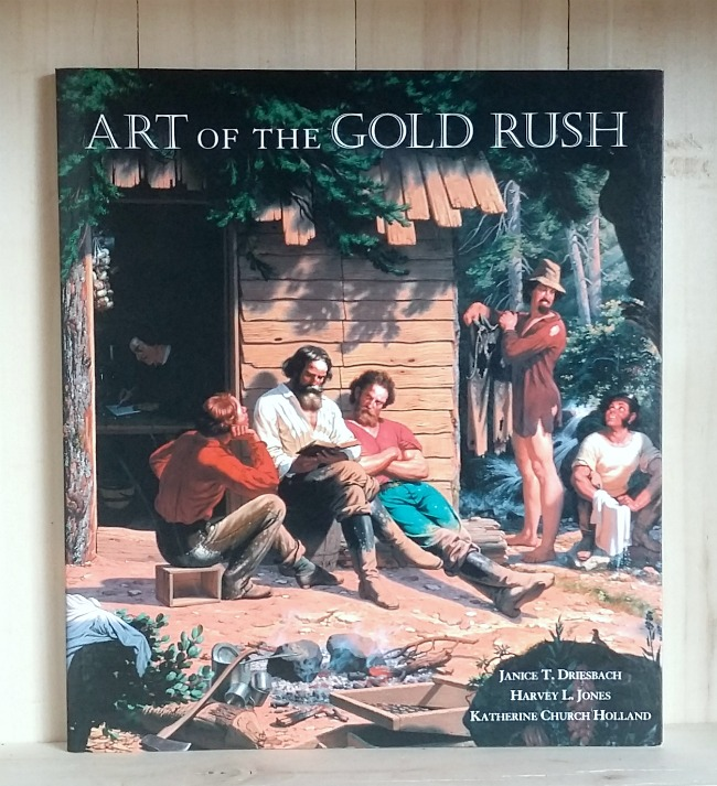 Image for Art of the Gold Rush