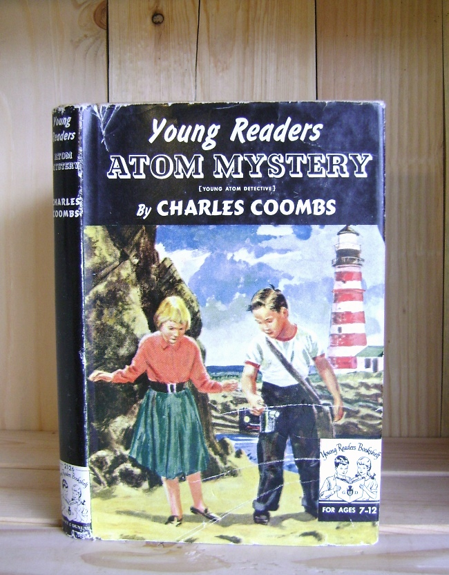 Image for Young Readers Atom Mystery (Young Atom Detective)