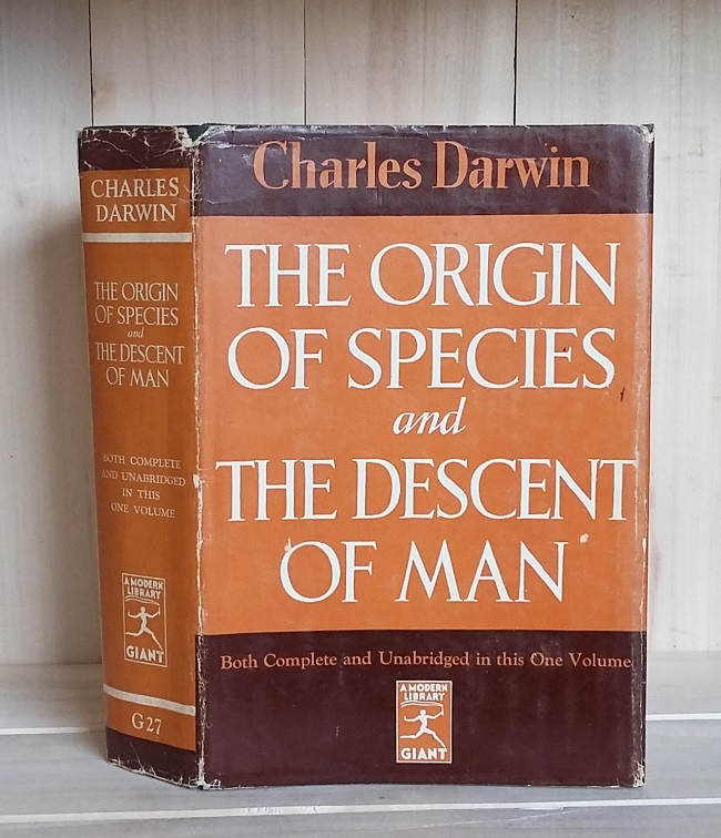 Image for The Origin of the Species and The Descent of Man