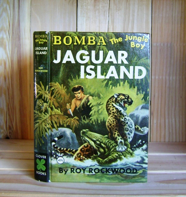 Image for Bomba the Jungle Boy: Jaguar Island
