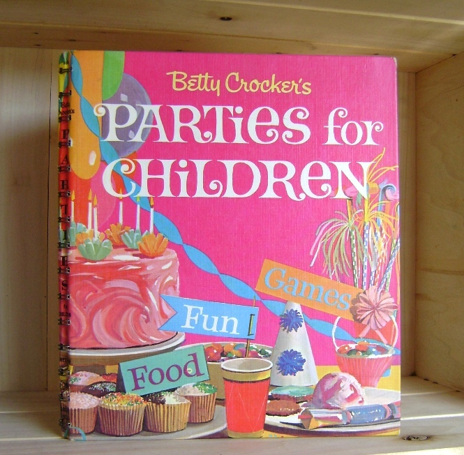 Image for Betty Crocker's Parties for Children