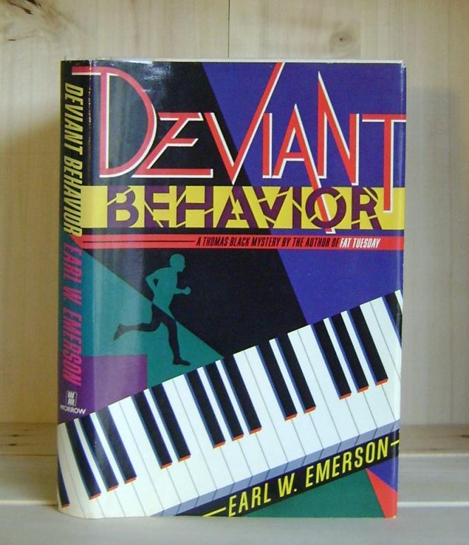 Deviant Behavior: A Thomas Black Mystery