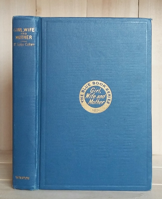 Image for The Blue Book for Girl, Wife and Mother
