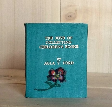 Image for The Joys of Collecting Children's Books