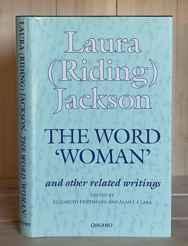 "The Word ""Woman"" and Other Related Writings"