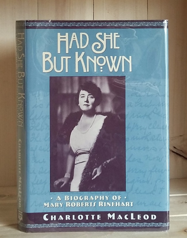 Image for Had She but Known: A Biography of Mary Roberts Rinehart