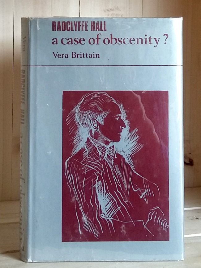Image for Radclyffe Hall: A Case of Obscenity