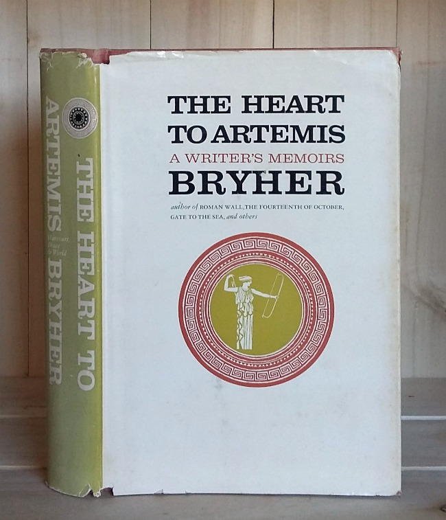 Image for The Heart to Artemis: A Writer's Memoirs