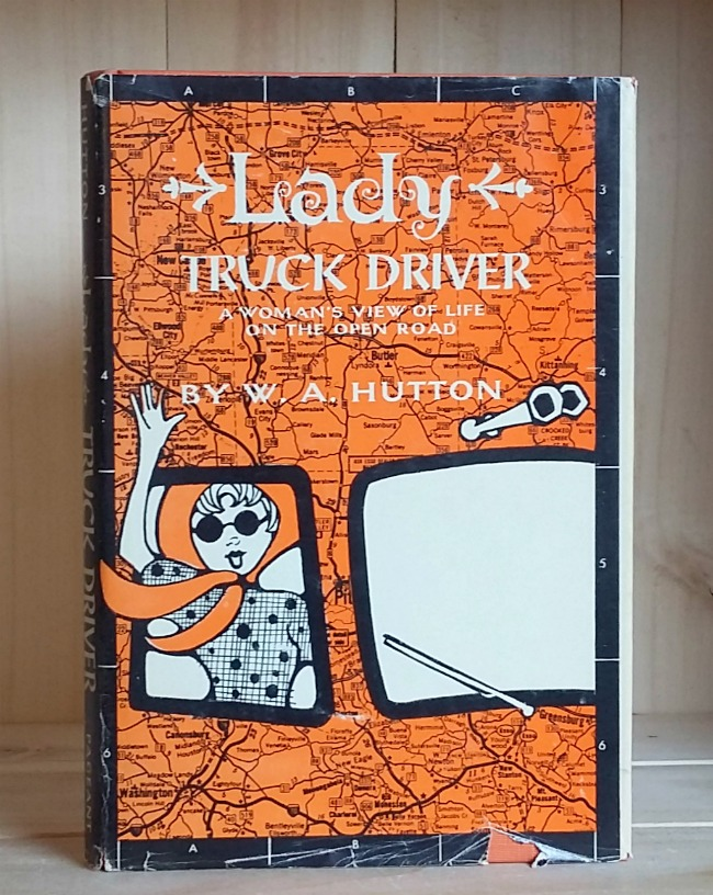 Image for Lady Truck Driver