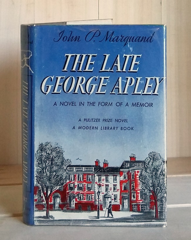 Image for The Late George Apley