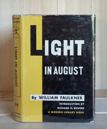 Image for Light in August