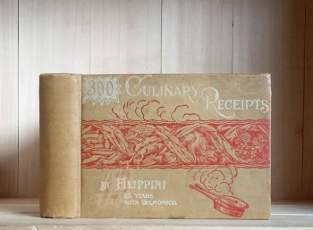 Image for 300 Culinary Receipts: One Hundred Ways of Cooking Eggs; One Hundred Ways of Cooking Fish; One Hundred Desserts
