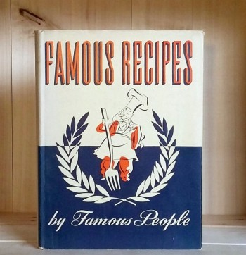 Image for Famous Recipes by Famous People