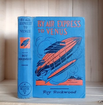 Image for By Air Express to Venus or Captives of a Strange Land
