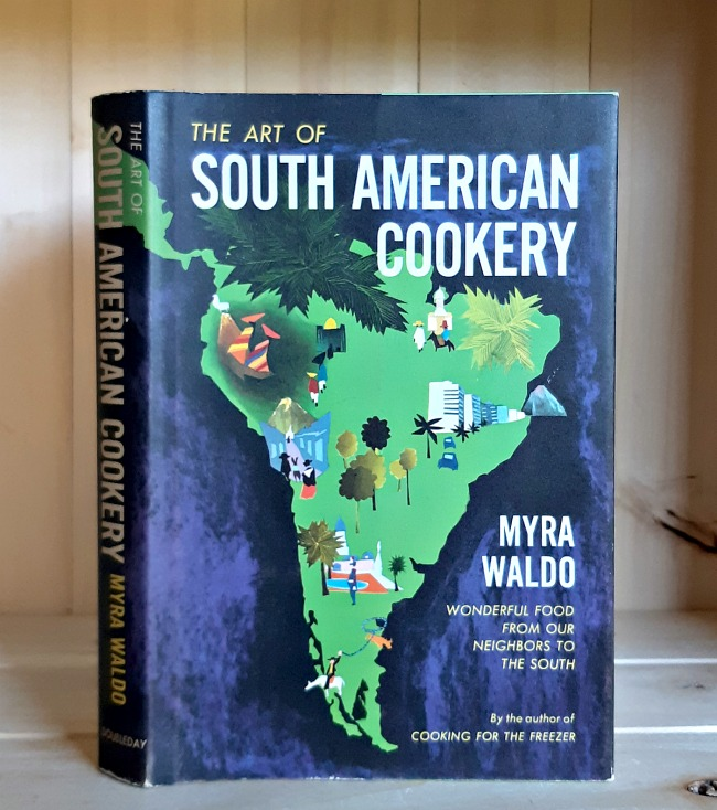 Image for The Art of South American Cookery