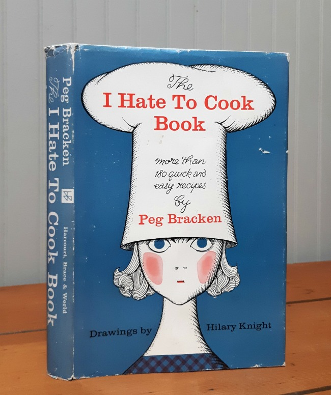 Image for The I Hate to Cook Book