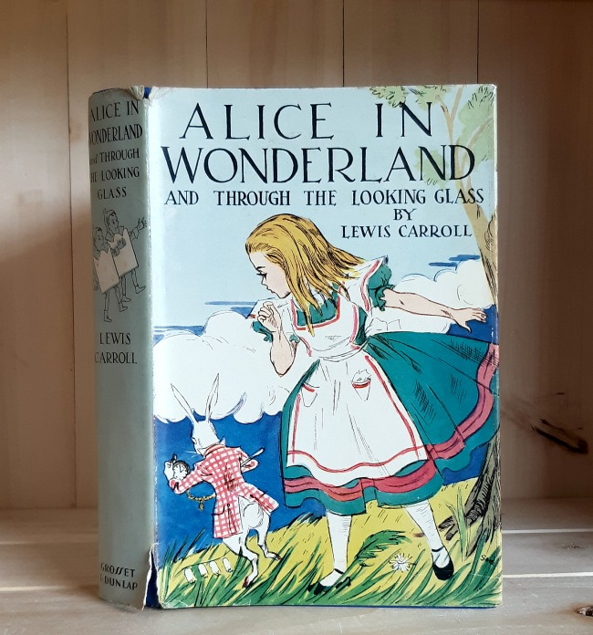 Image for Alice's Adventures in Wonderland and Through the Looking Glass (complete in one volume)