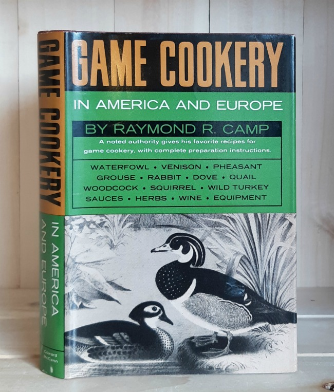 Image for Game Cookery in America and Europe