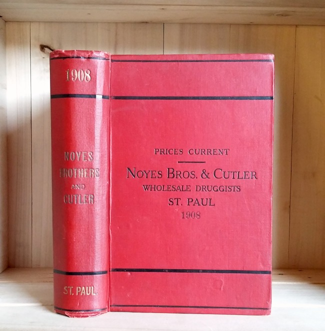 Image for General Catalogue of Noyes Bros. & Cutler Importers and Wholesale Dealers in Drugs...
