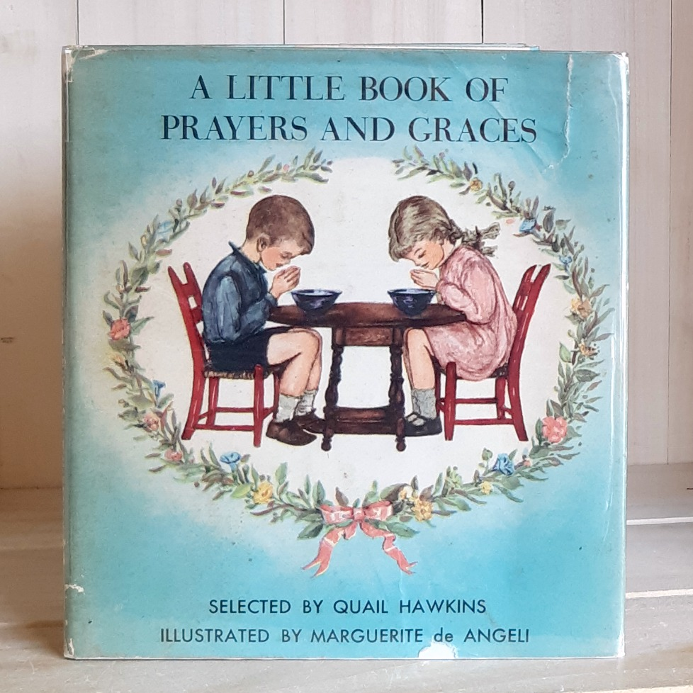 Image for A Little Book of Prayers and Graces