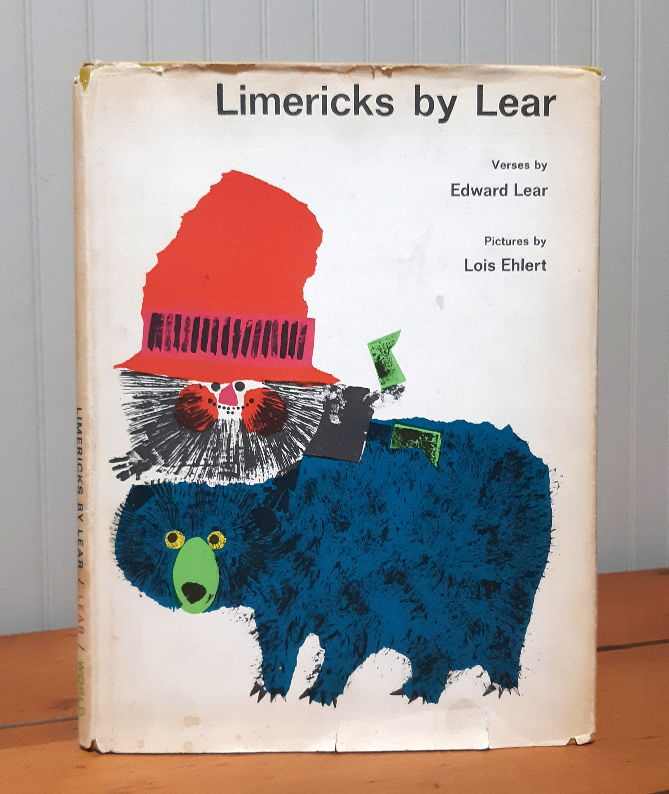 Image for Limericks by Lear
