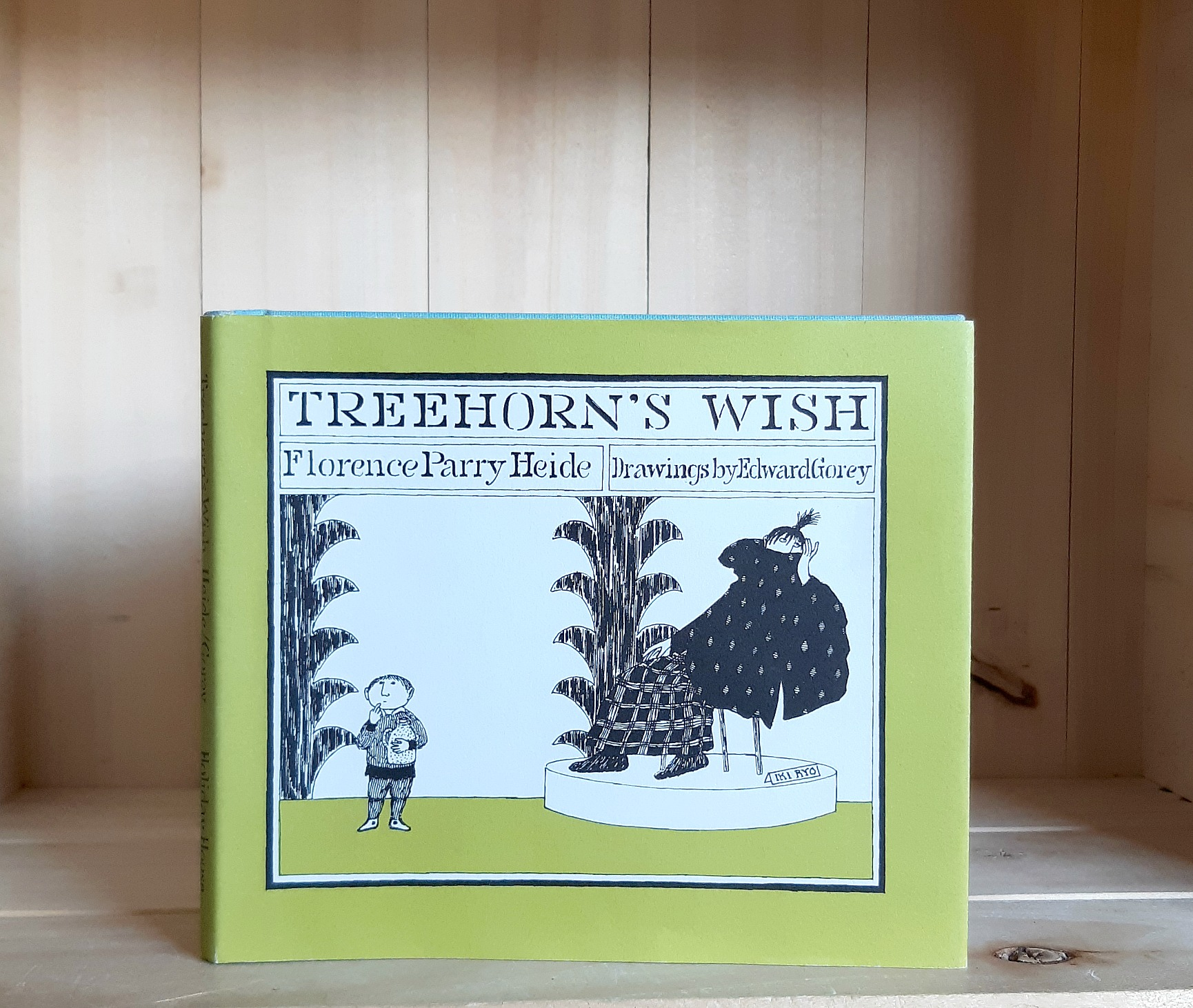 Image for Treehorn's Wish