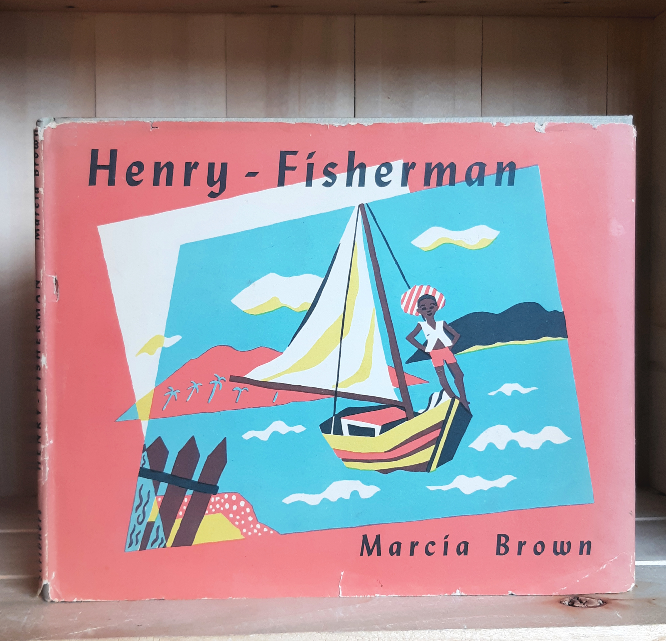 Image for Henry-Fisherman: A Story of the Virgin Islands