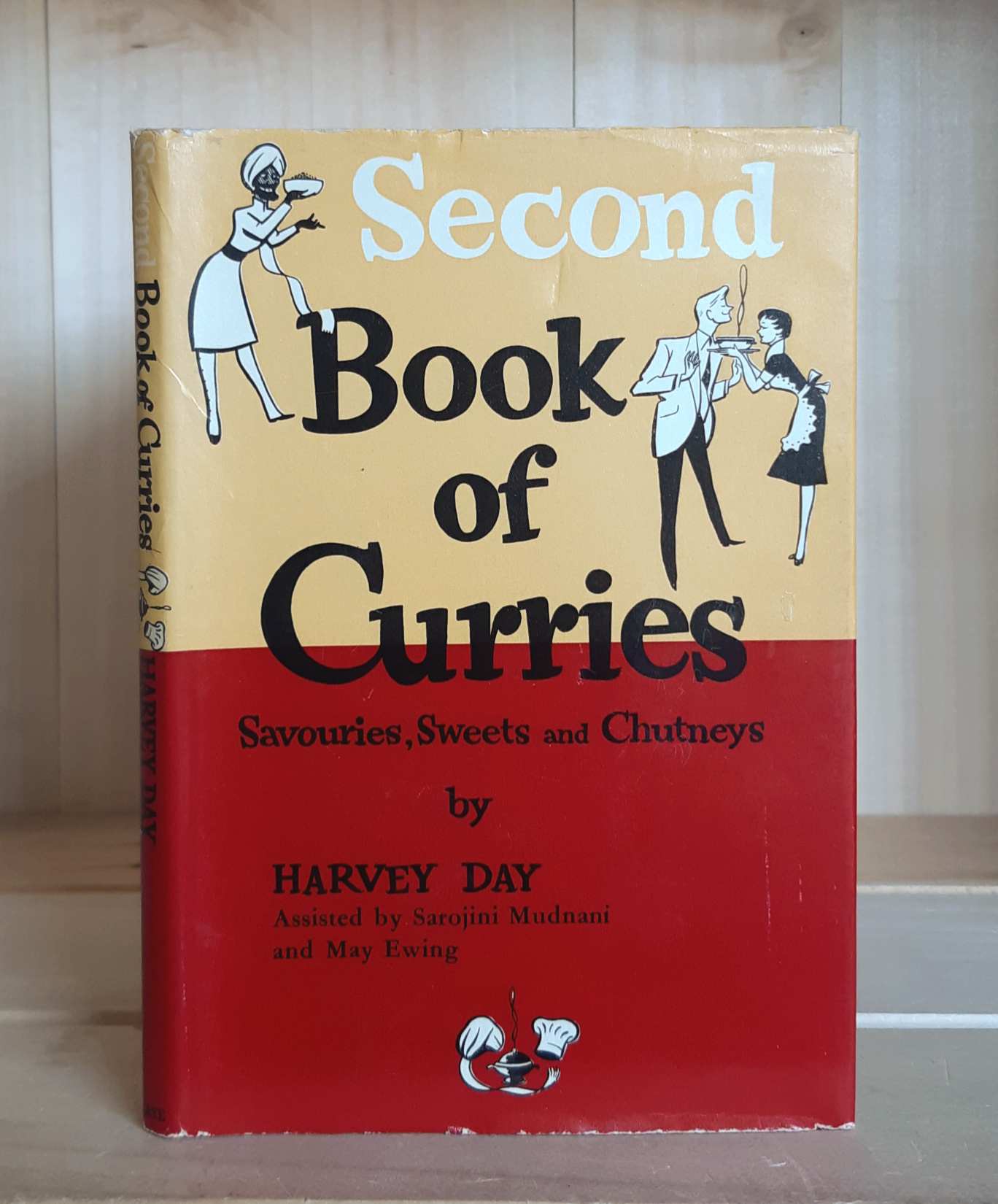 Image for The Second Book of Curries