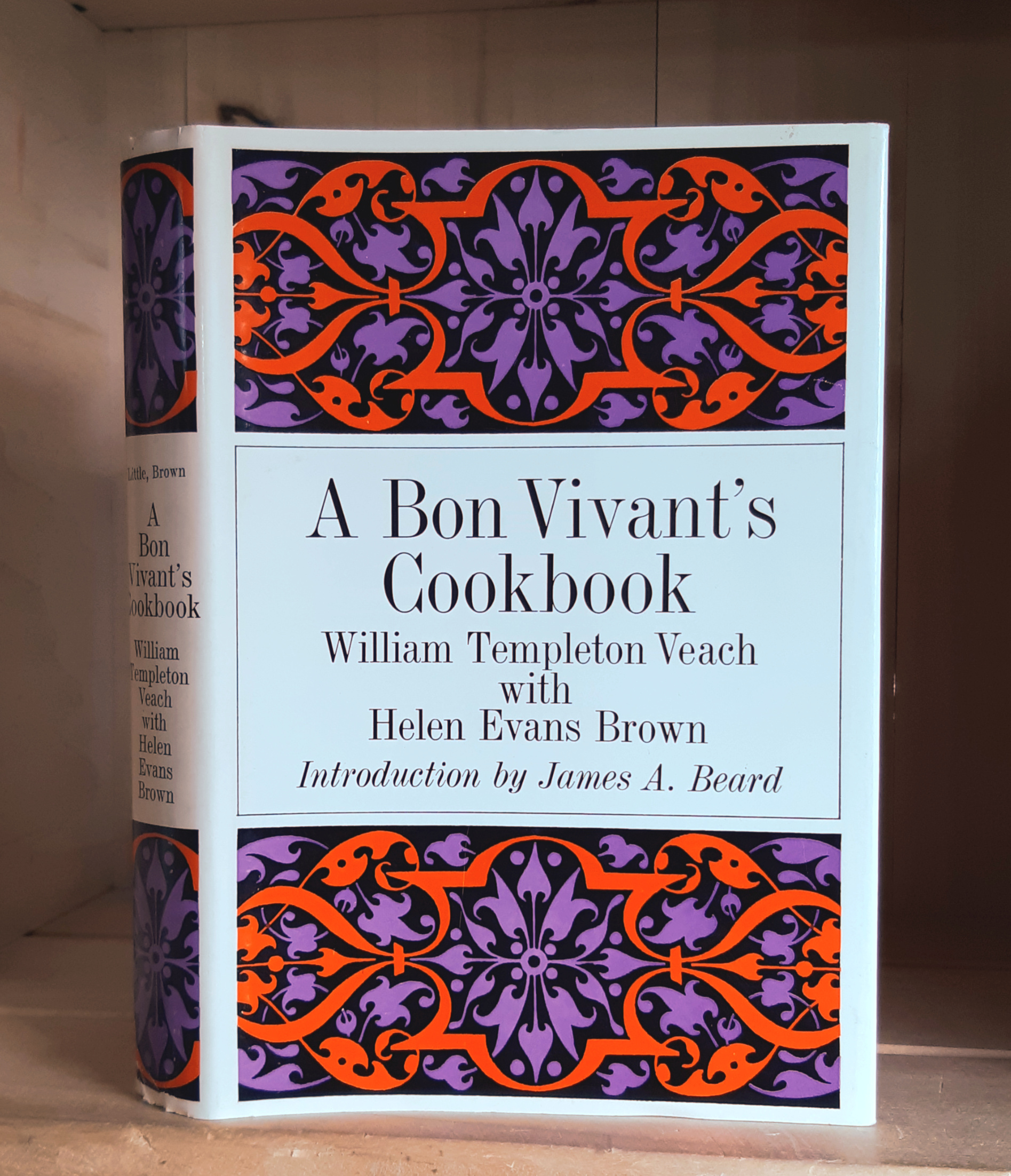 Image for A Bon Vivant's Cookbook: A Collection of Fine Foreign and American Recipes