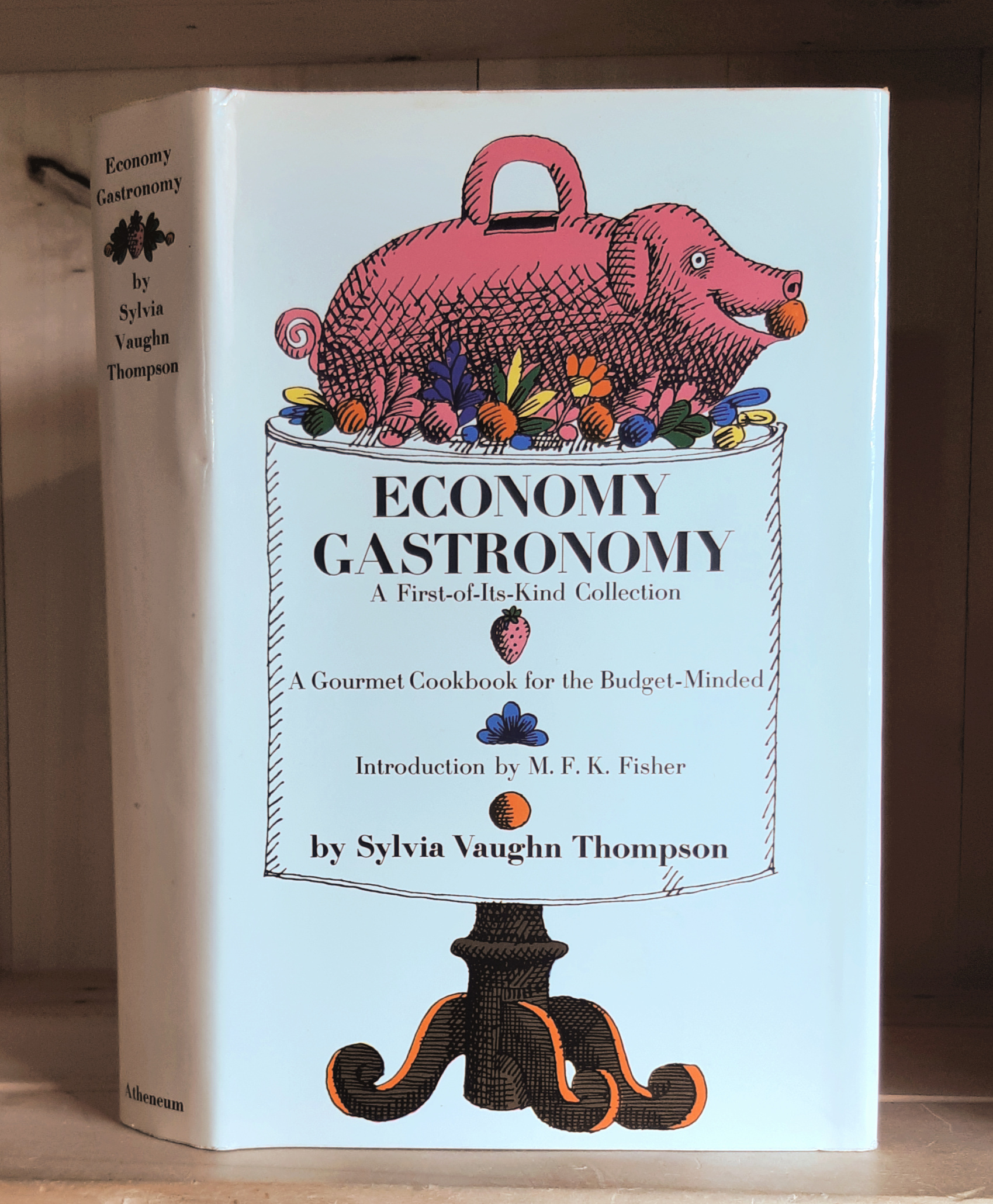 Image for Economy Gastronomy: A First-of-Its-Kind Collection