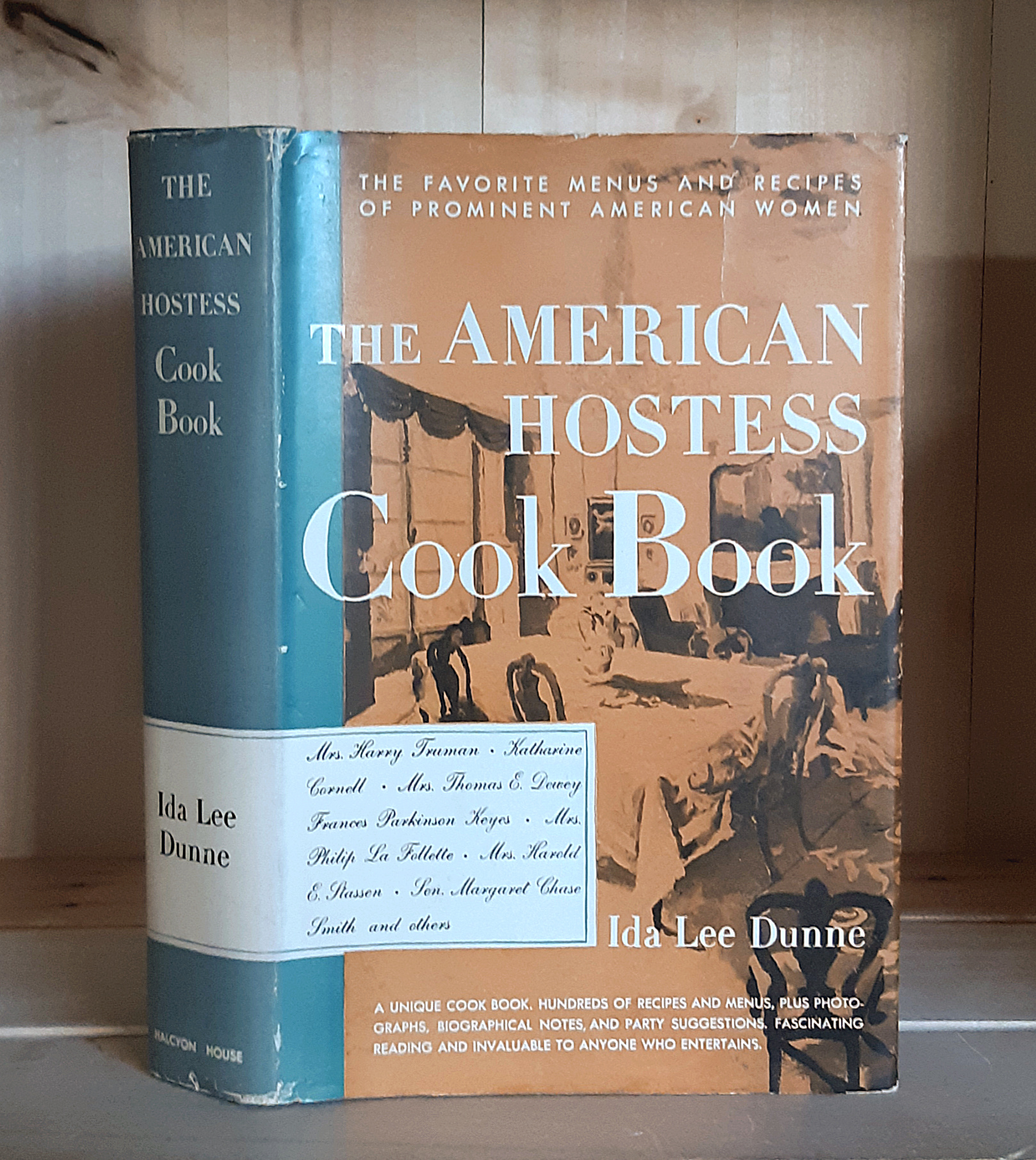 Image for The American Hostess Cook Book