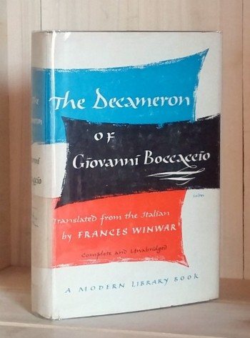 Image for The Decameron of Giovanni Boccaccio