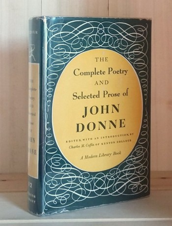 Image for The Complete Poetry and Selected Prose of John Donne