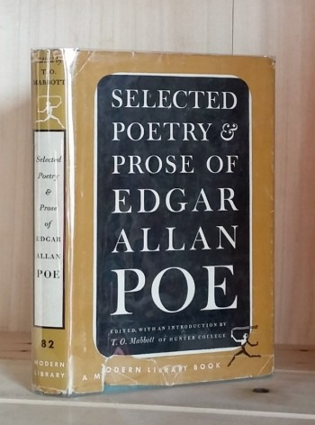 Image for Selected Poetry & Prose of Edgar Allan Poe
