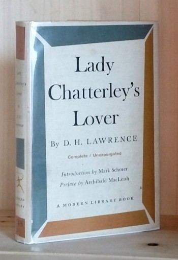 Image for Lady Chatterley's Lover