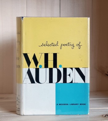 Image for Selected Poetry of W.H. Auden