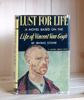 Image for Lust for Life; A Novel Based on the Life of Vincent Van Gogh