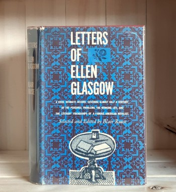 Image for Letters of Ellen Glasgow
