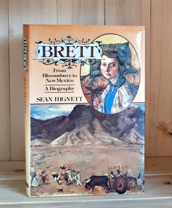 Image for Brett from Bloomsbury to New Mexico