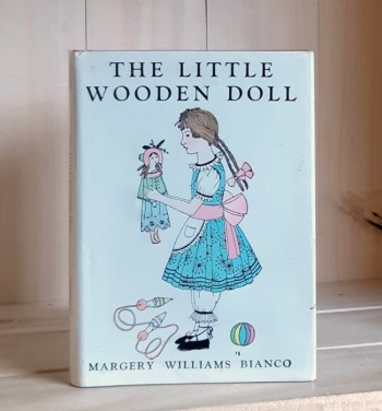 Image for The Little Wooden Doll