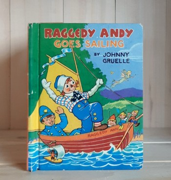Image for Raggedy Andy Goes Sailing