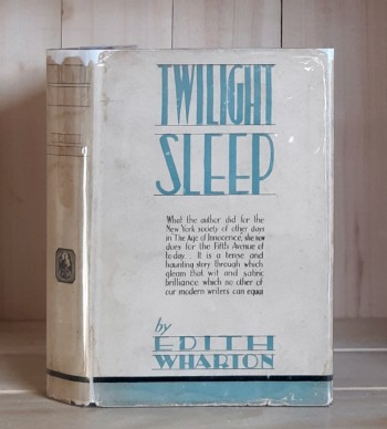Image for Twilight Sleep