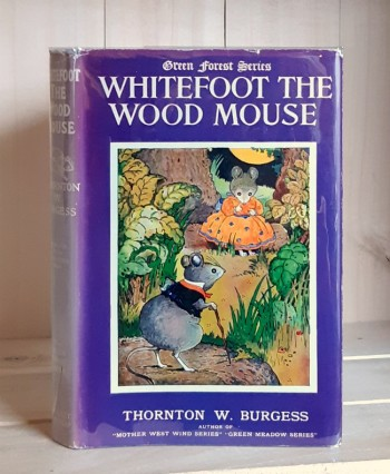 Image for Whitefoot the Wood Mouse