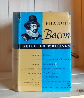Image for Francis Bacon Selected Writings